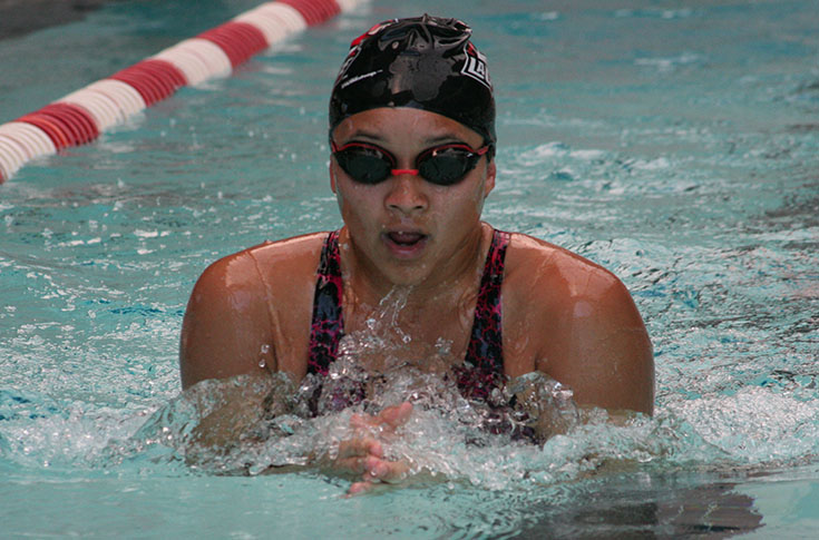 Swimming: Team competes at University of the South Invitational