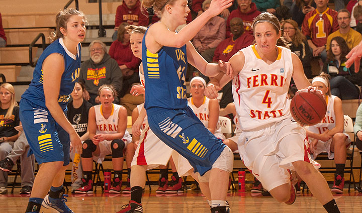 PREVIEW: Ferris State Visits Grand Valley State For Final Regular-Season Game