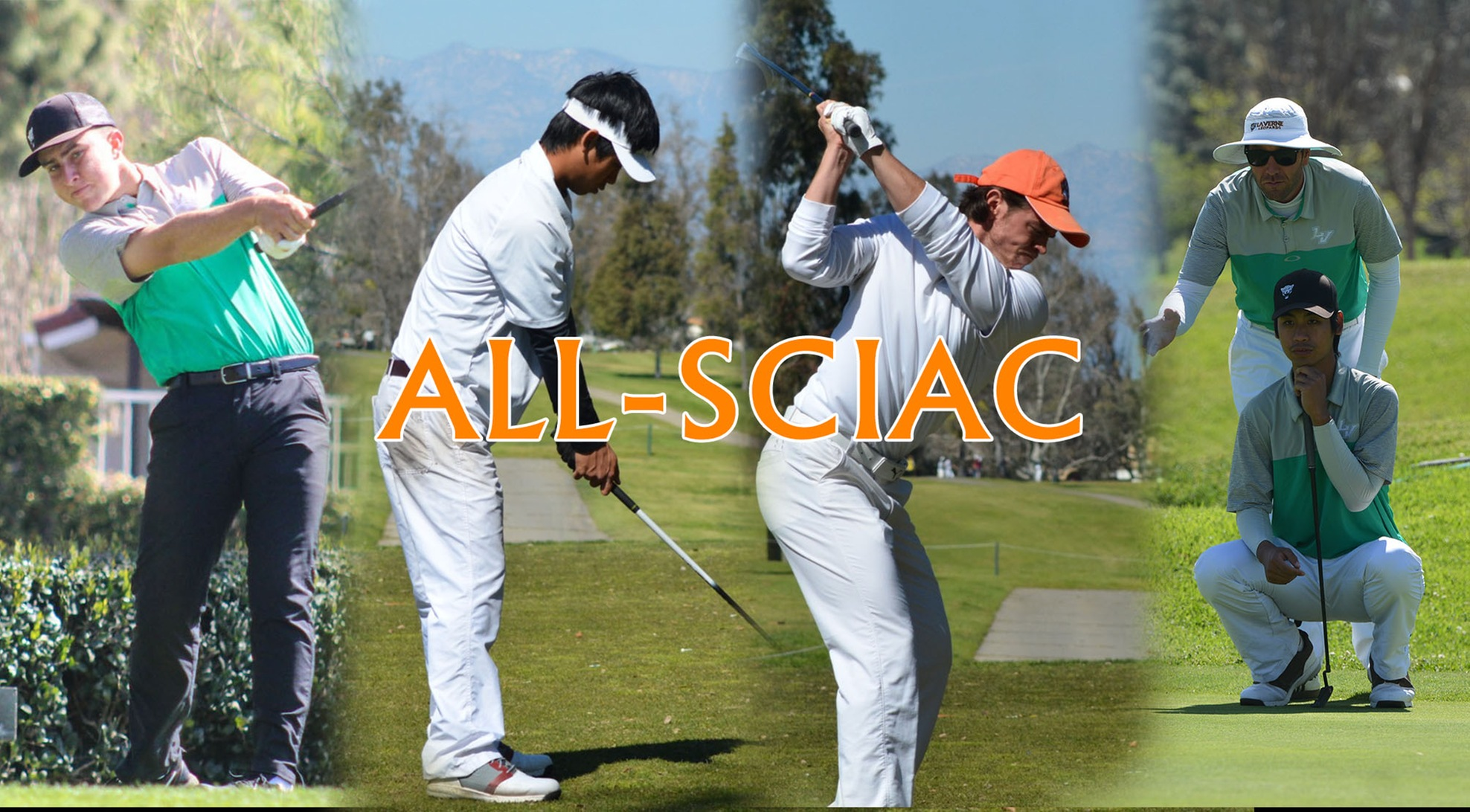 Hussein, Phanomchai, Davis named All-SCIAC, Riehle Coaching Staff of the Year