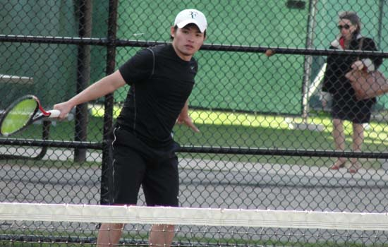 Endicott Defeats Men's Tennis, 7-2
