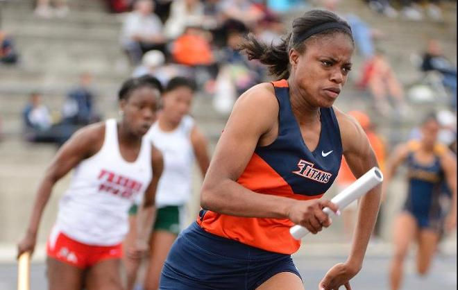 Titans Perform at Big West Challenge