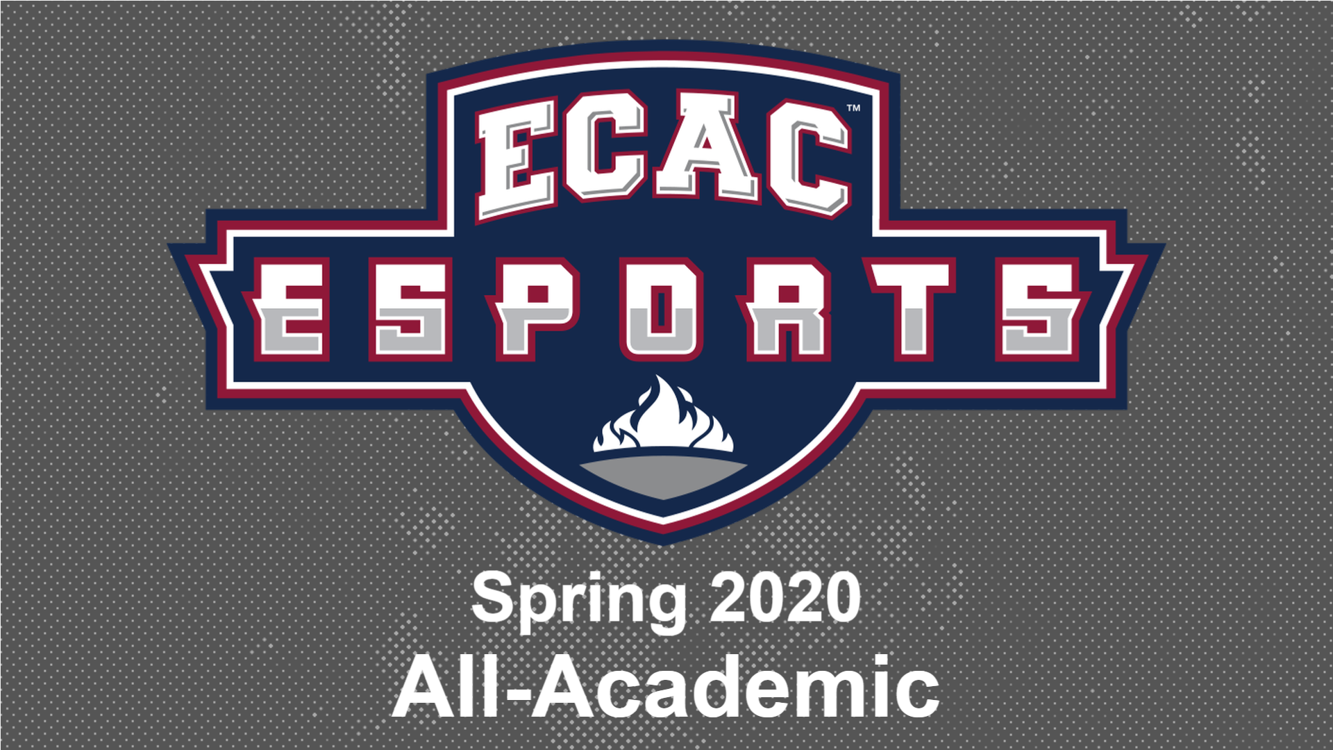 Eight Saints Named ECAC Esports Spring 2020 All-Academic