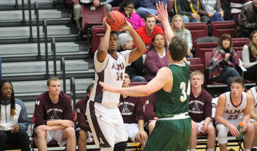 Men's Basketball Defeated by Another Top-Ranked Team