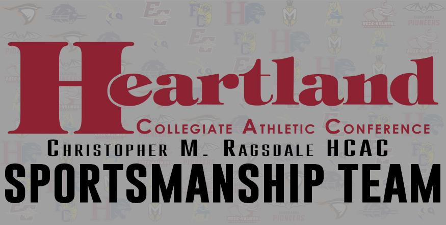 HCAC announces Christopher M. Ragsdale All-Sportsmanship awards