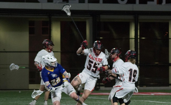Back and Forth Lacrosse Battle Favors Benedictine
