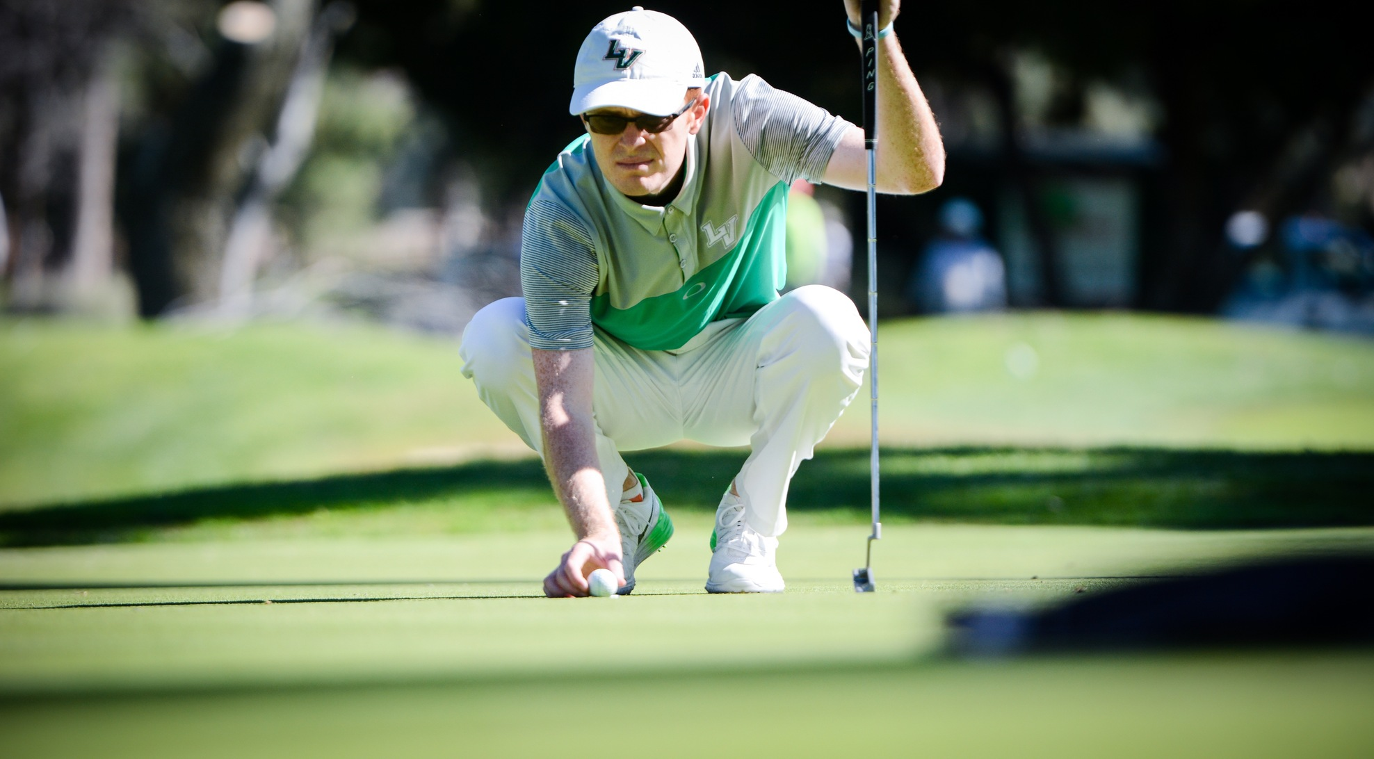 Spencer leads Men's Golf at Las Vegas Desert Classic