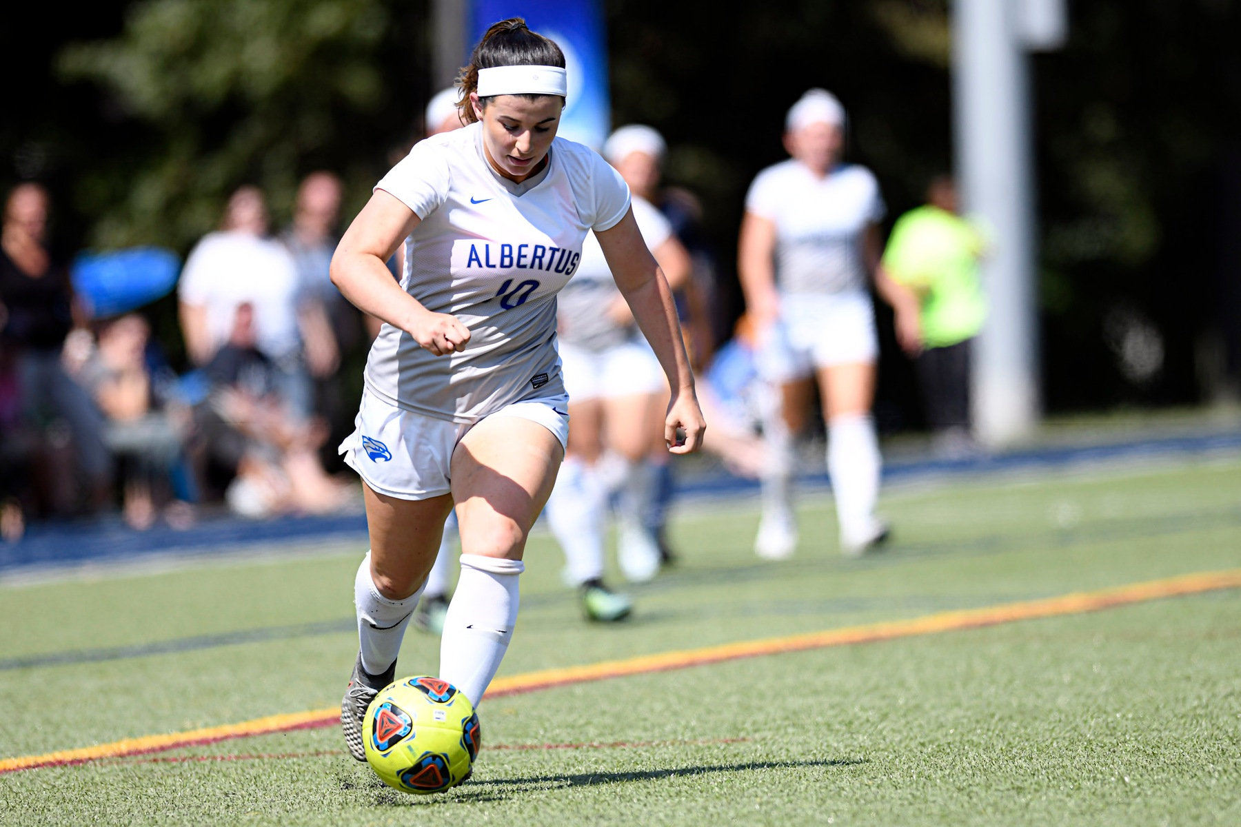 Women's Soccer Edged by Johnson & Wales, 3-1