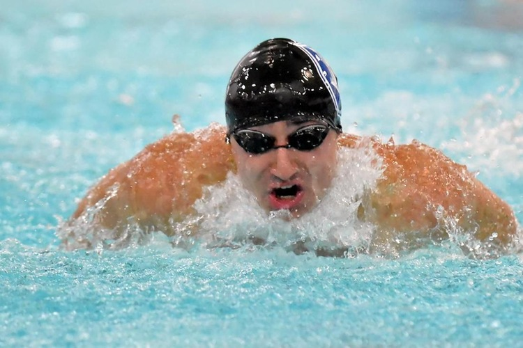 Elenio Tabbed Northeast-10 Men's Swimming Sport Excellence Award Winner