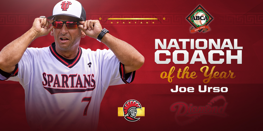 Joe Urso Nets National Coach of the Year Honor