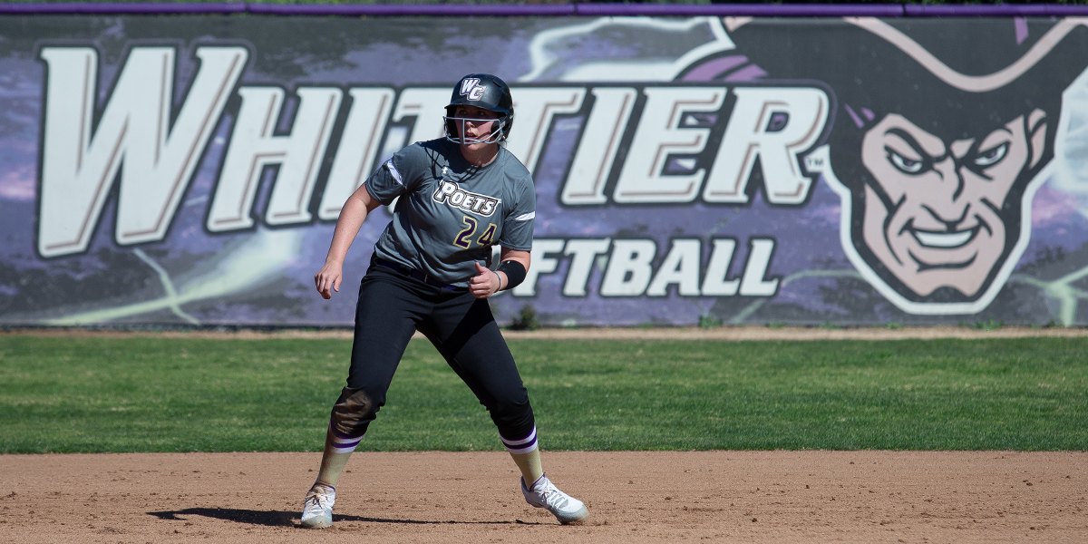 Softball picks up split with Alfred University