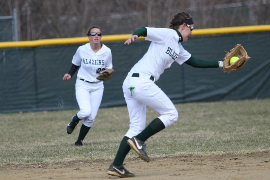 Softball Downed by Geneva, Pitt-Bradford