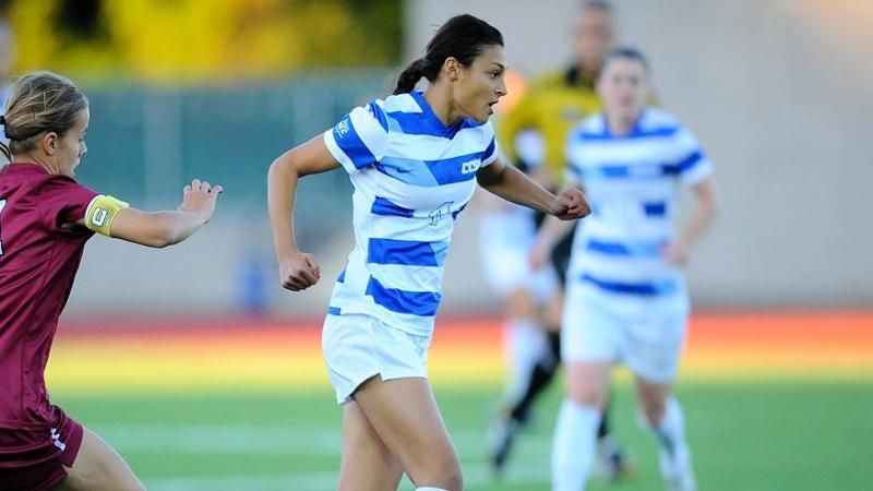 Women's Soccer Falls at Home Sunday