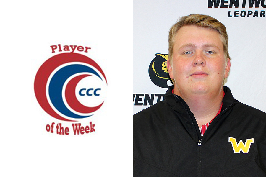 Arsenault Earns CCC Golfer of the Week Honors