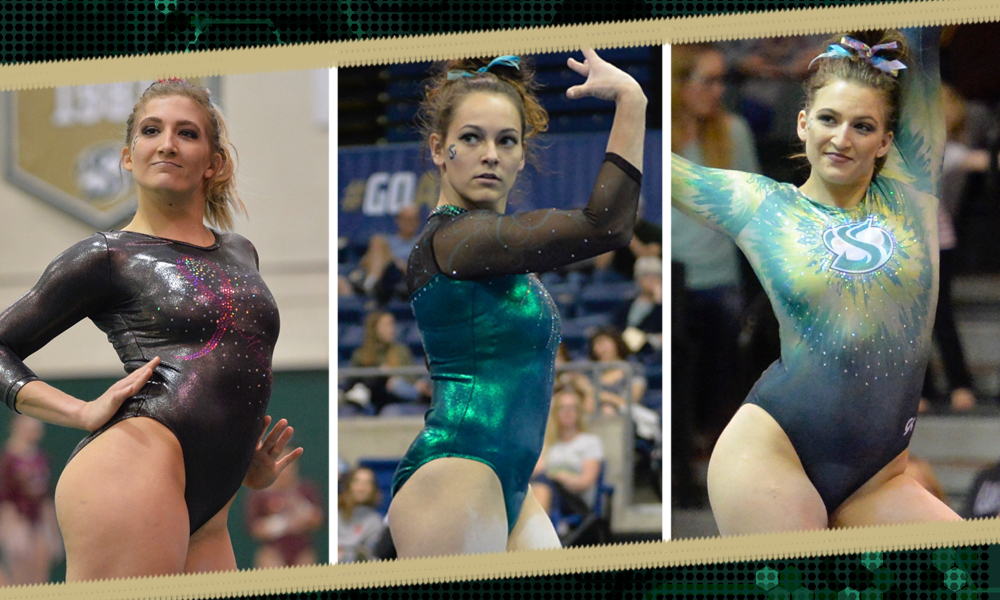 TRIO OF GYMNASTS SELECTED TO NCAA SALT LAKE REGIONAL