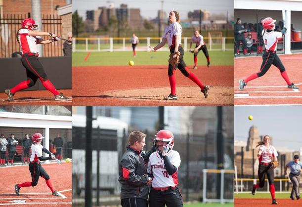 D'Youville Softball Headlines All-Conference Awards