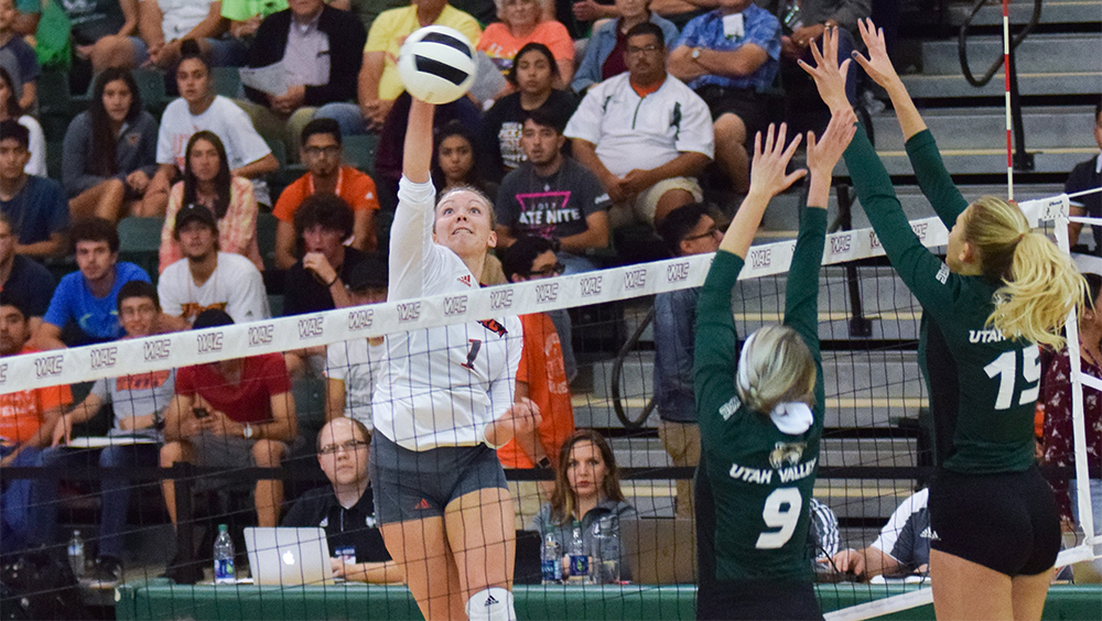 This Week in WAC Volleyball - Aug. 20