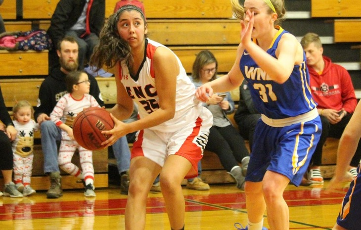 Women's Hoops Drops 64-63 Thriller to Western New England