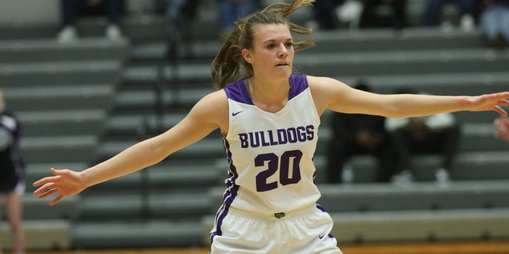 Lady Bulldogs Beat Danville in 1st Round of County