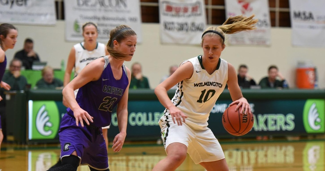 Women's Basketball Heads to Capital Wednesday