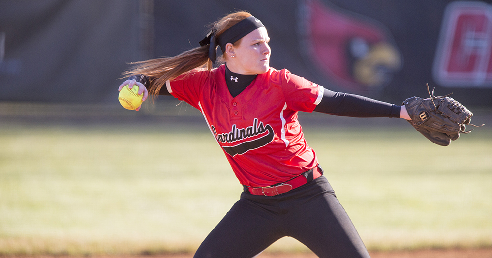 Catholic Softball Comes Back to Run-Rule Elizabethtown