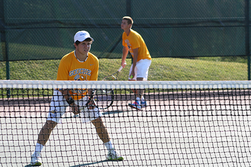 Caracappa, Hodges Account For Wins In Singles Play