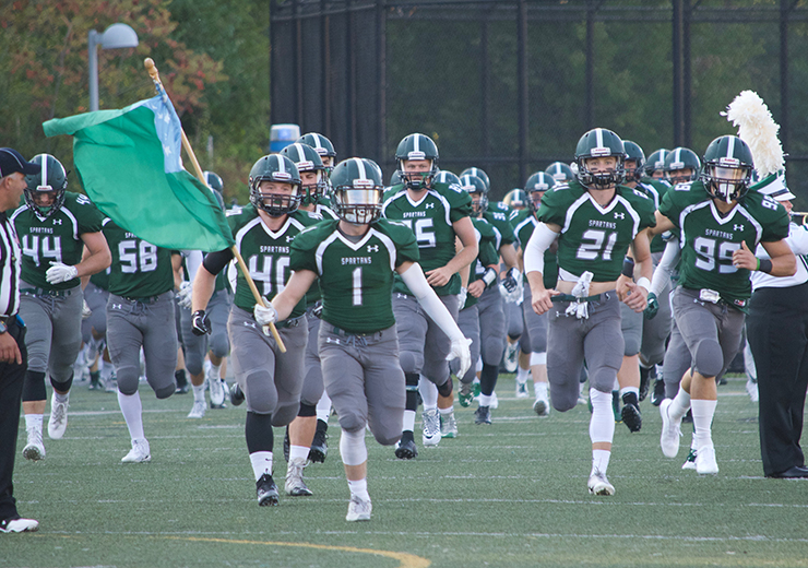 Spartans Aim to Continue Winning Culture