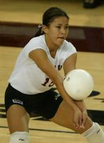 No. 14 Volleyball Hosts Bay Area Rival