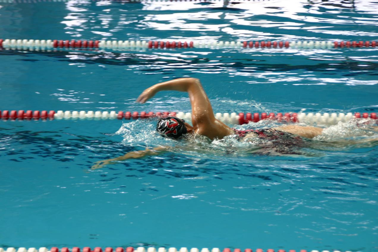 Panther swim teams host Brenau and Berry in double dual meet