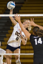 Long Beach State Defeats UCSB in Three