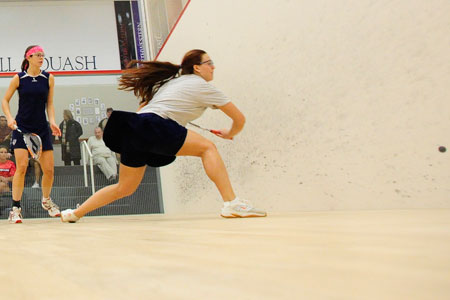 Quakers Shakedown Women's Squash