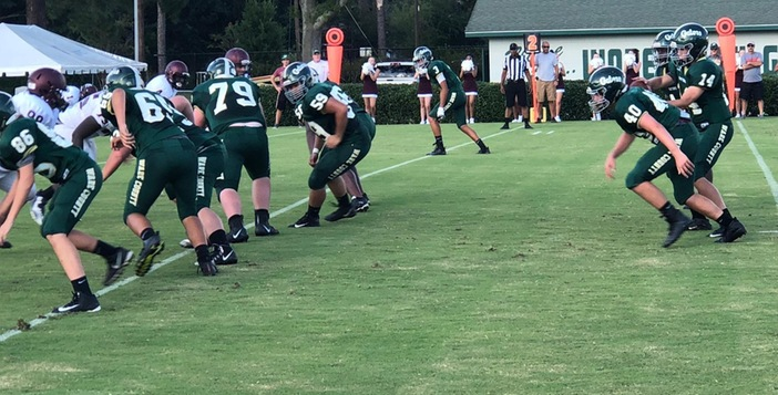 9th Grade Football Team Falls to Tift on the Road