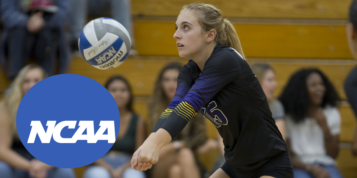 Volleyball ranked No. 8 in Div. III West Region
