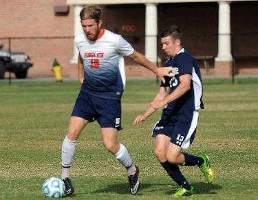 Offensive onslaught overwhelms seventh-ranked Wingate, 4-1