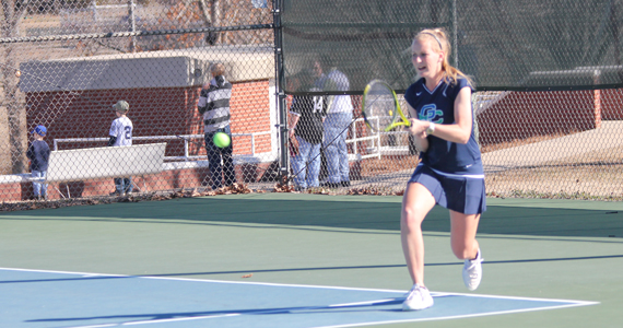 #16 Bobcat Women Stifled by #25 Patriots, 8-1