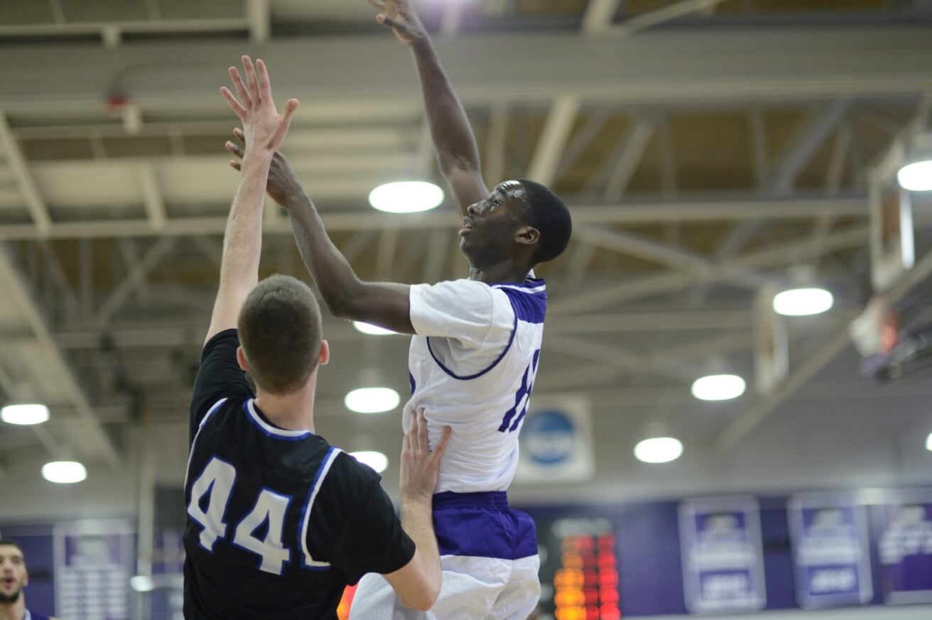 Men's Basketball Returns To The To Court With Two-Point Overtime Loss At Stonehill