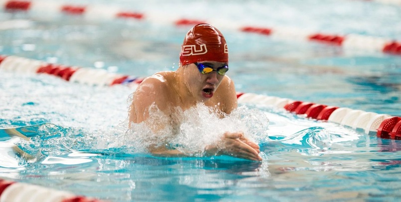 SVSU Swim & Dive Competes on Day Three of NCAA Championships
