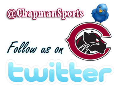 Follow the Panthers on Twitter: @ChapmanSports