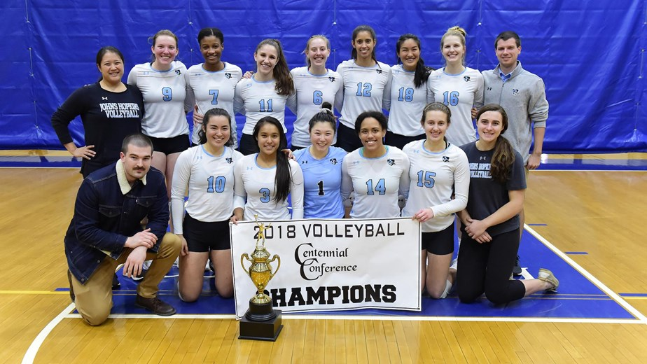 Johns Hopkins - 2018 Centennial Conference champion