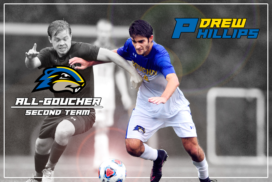 Phillips Earns All-Goucher Second Team Honors