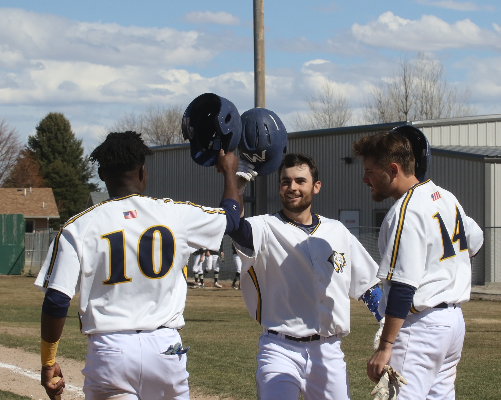 MIller hits two bombs, WNCC baseball splits with NJC