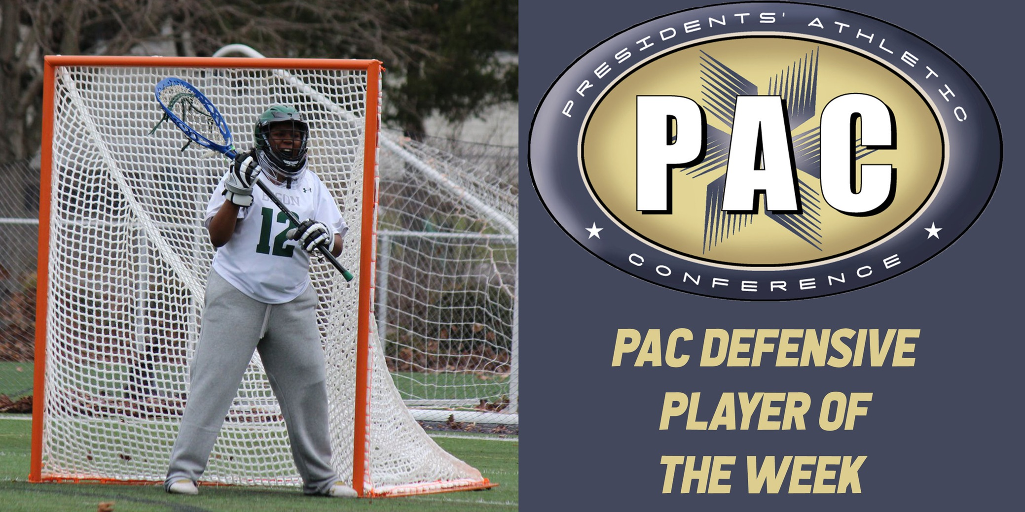 Dixon Earns PAC Weekly Honors