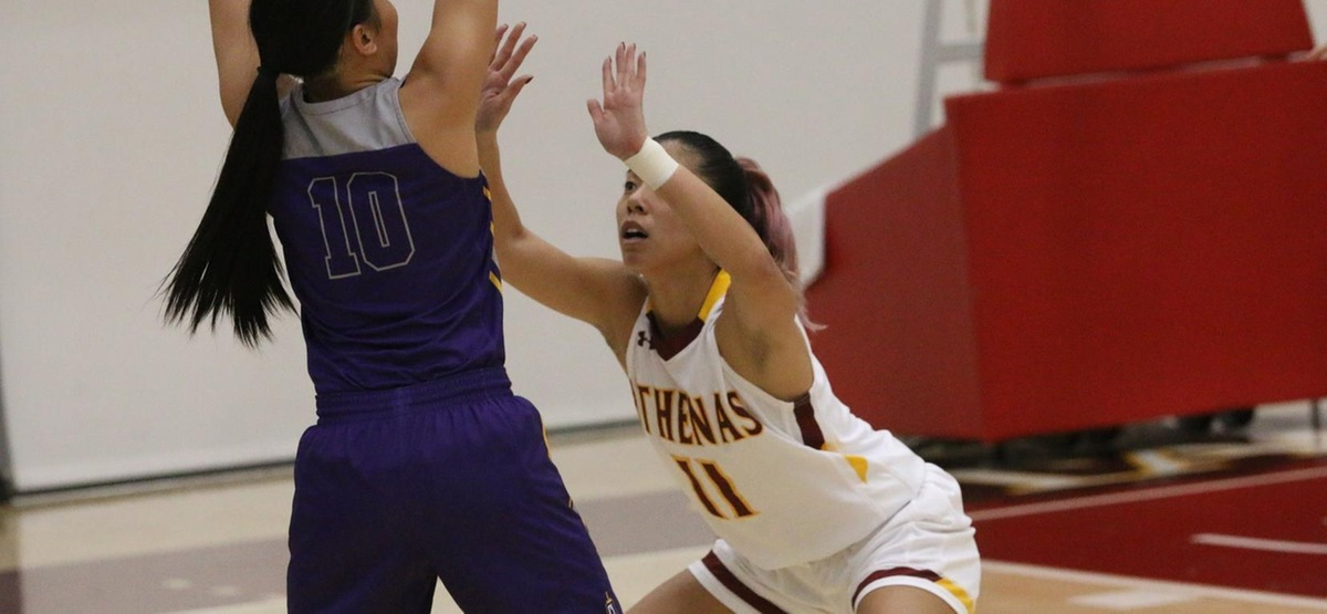 Defense Leads CMS Women's Basketball to 68-48 Victory Over Caltech for Tenth Win in a Row