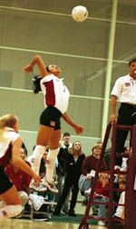 Carrasco Earns AVCA All-Pacific Region Honors
