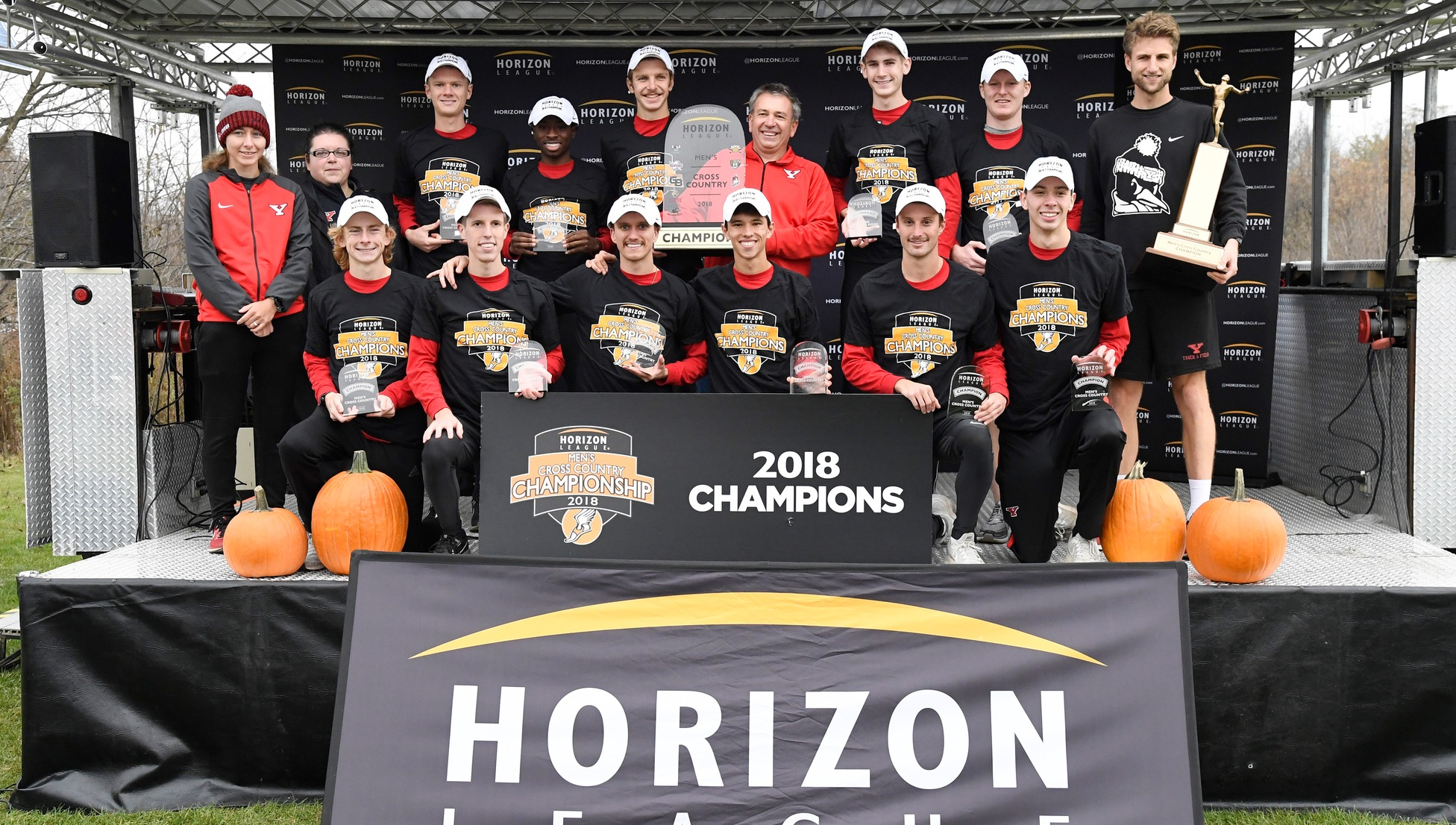 Men's League Title, Region Finish; Women's Win at Disney Highlight Cross Country Season