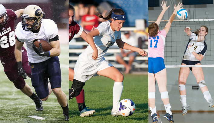 Blugolds Announce 2014 Football, Soccer and Volleyball Schedules