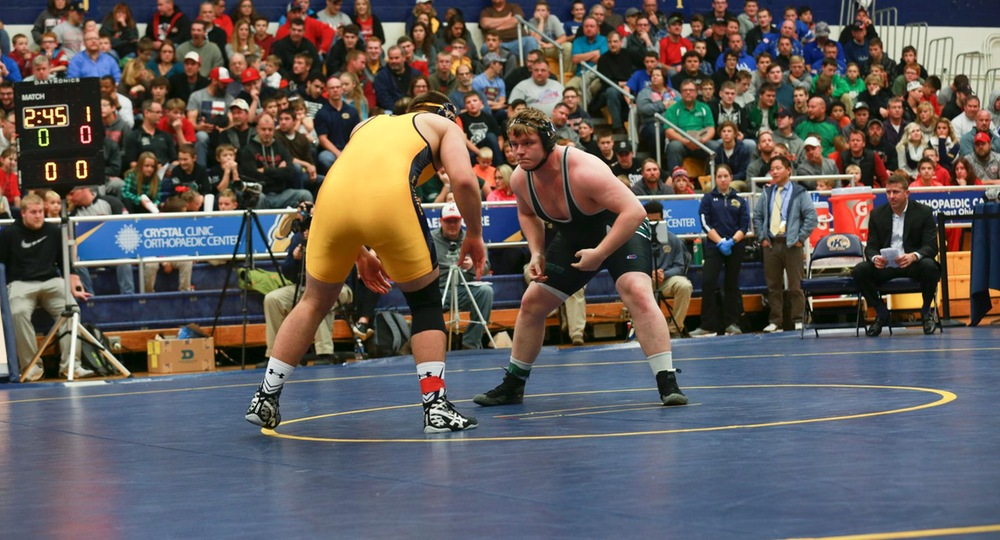 Vikings Host First Dual of Season Thursday