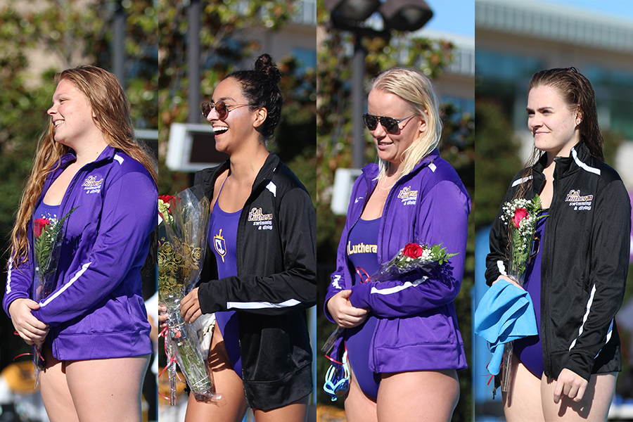 Hiller, Sanchez Collect Pair of Top Finishes on Senior Day