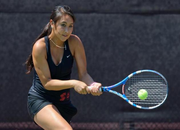 Battling To Third Set, Katie Le Falls In Santa Clara's First-Ever NCAA Women's Singles Championship Match