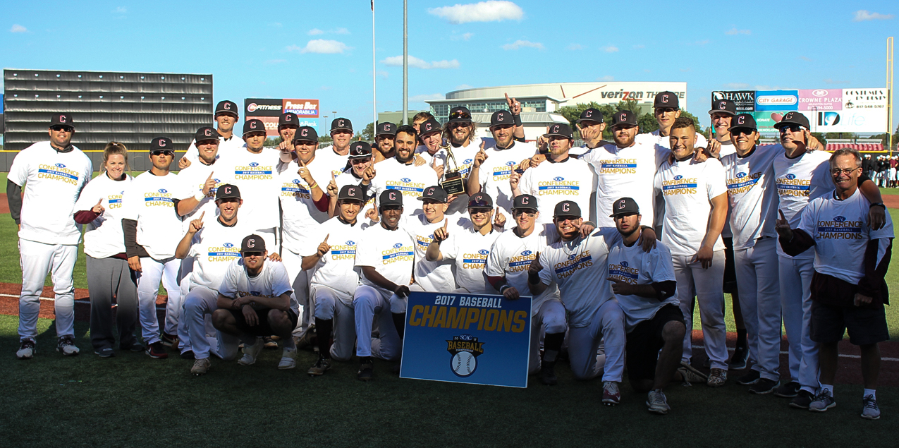 Centenary Wins First SCAC Baseball Title in Thrilling Fashion