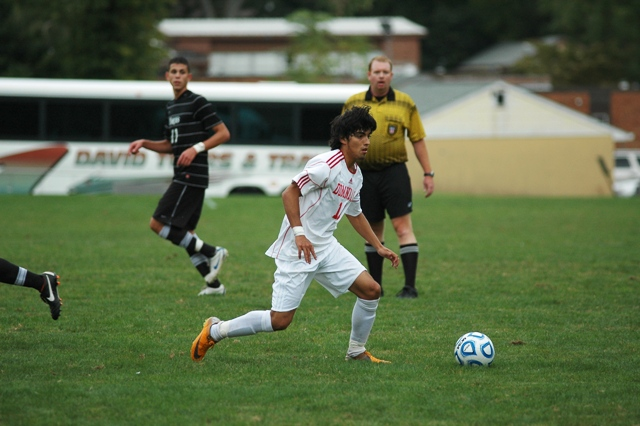 CHARGERS SOCCER CLIP CONCORDIA COLLEGE